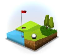OK Golf APK MOD Unlimited Stars