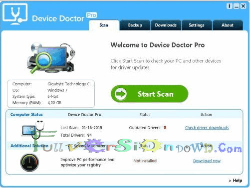 Device Doctor Pro Full