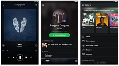 Download Spotify Music Premium Apk v8.3.0.667