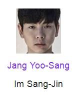 Jang Yoo-Sang berperan sebagai Im Sang-Jin