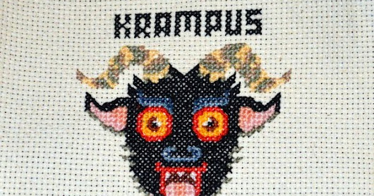 Krampus is gonna get ya