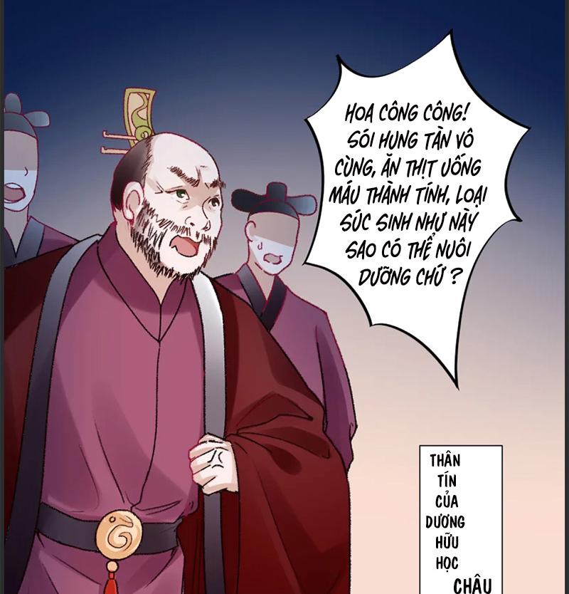 Hoàng phi 9000 tuổi chap 35 - Trang 30