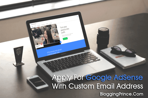 How to Apply For Google AdSense Using Domain Specific Email Address