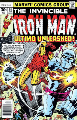 Iron Man #95, Ultimo