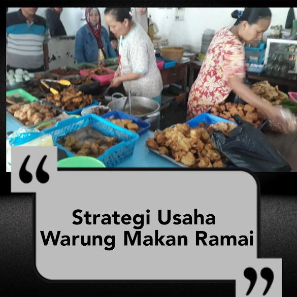 Strategi Usaha Warung Makan