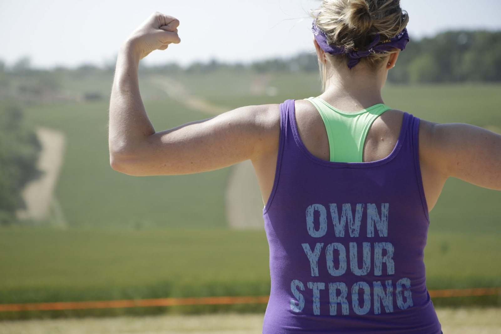 Own Your Strong