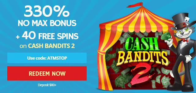 Cool Cat casino Lucky Land promo August 2018