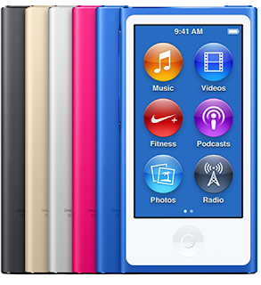 Apple discontiuned iPod Nano and iPod Shuffle