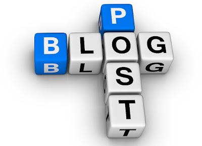 Posting artikel blog