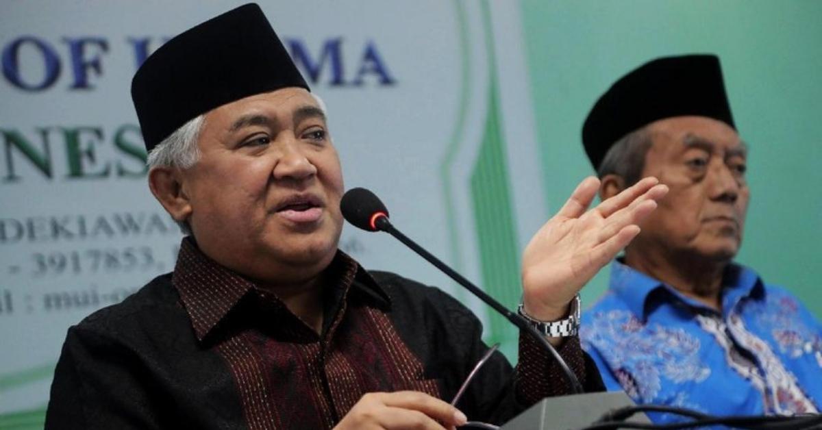 Din Syamsuddin : Pemimpin Curang Akan Membawa Musibah Berkepanjangan