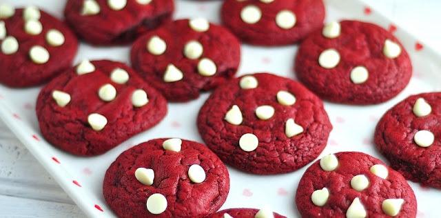Bánh quy red velvet