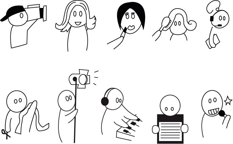 Le blog de Kuro: Pictogrammes