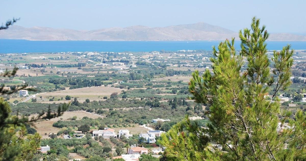 Visitare Kos: l'interno e i villaggi di montagna