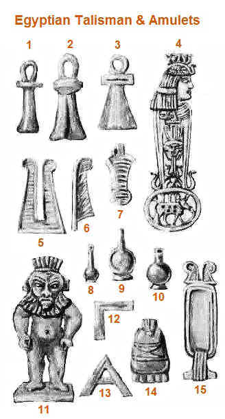 Good Luck Charms AND Protective Amulets Their Meanings AND ...   Magic Amulets And Meanings