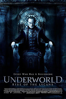 Sinopsis Film Underworld: Rise of the Lycans (2009)