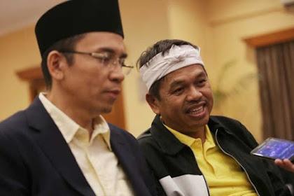 Kubu Jokowi Minta Hentikan Kriminalisasi Rocky Gerung