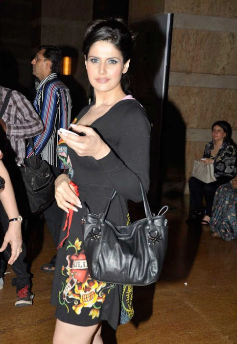 zarine khan - bollywood new latest photos