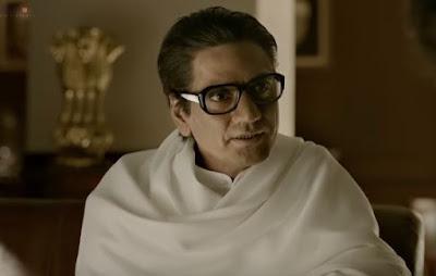 Thackeray Dialogues, Thackeray Movie Dialogues, Thackeray Film Dialogues, Thackeray Nawazuddin Siddiqui Dialogues