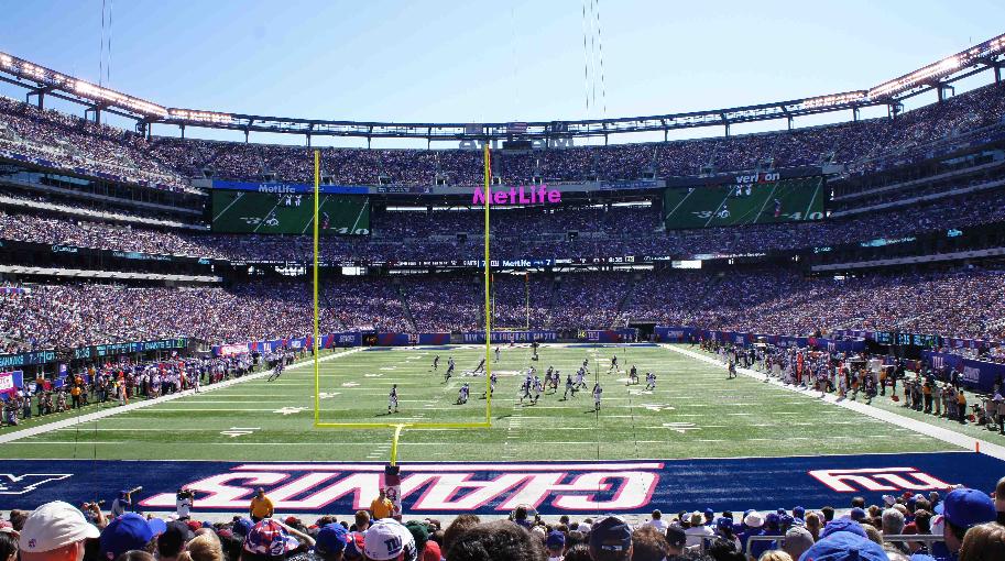 aa3e651be Jogos de futebol americano do NY Giants