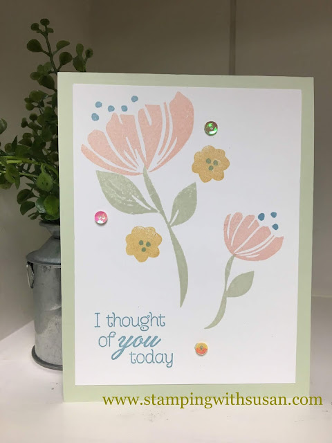 Stampin' Up!, Bloom By Bloom, www.stampingwithsusan.com