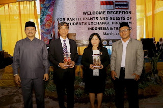 Madrasah Go Internasional: MA Darul Ulum Kedatangan Tamu Spesial dari Thailand