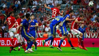 Bayern munchen Vs FC Rostov