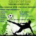 Torneio de futebol será realizado no Mandacaru, município de Baixa Grande