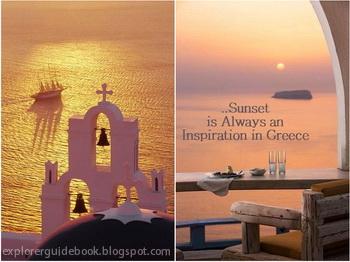 Tempat wisata di yunani santorini mykonos pulau paling indah di Yunani Pulau paling indah di Yunani