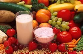 makanan tinggi energi dan protein