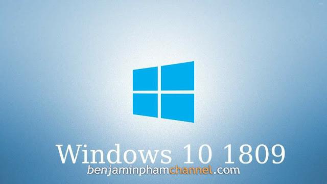 DESKTOP - [ISO] Microsoft Windows 10 October 2018 Update RS5 Version 1809 MSDN x86/x64 [Link ...