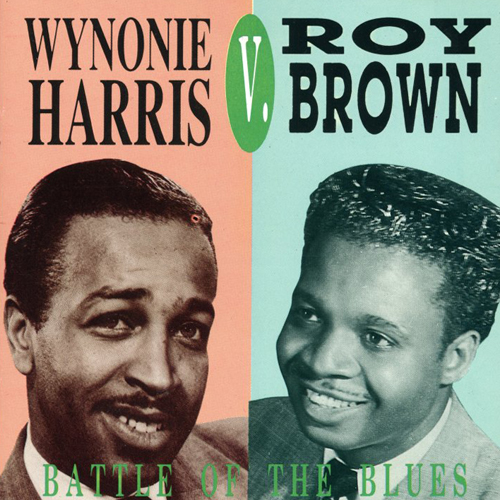 Wynonie Harris - Quiet Whiskey / Down Boy Down