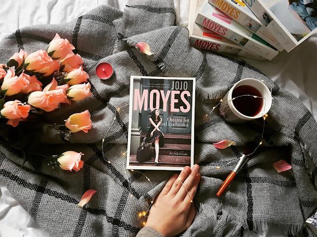 """""""Ostatni list od kochanka"""" Jojo Moyes"""