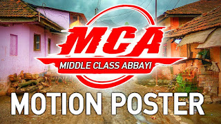 "MCA (2018) ""Hindi Dubbed"" ""Official Motion Poster"""
