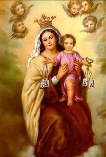 Santo do dia 16 de Julho - Nossa Senhora do Carmo
