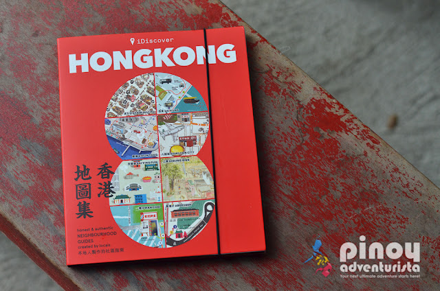 iDiscover App and Maps Hong Kong
