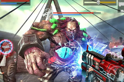 Dead Target Zombie Android Mod Apk Hack Unlimited Money & Gold
