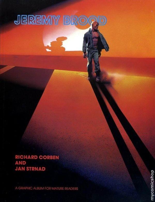 """4dc43527c2 """"Es sólo un momento"""" dice el tema de Vicentico. Y esa frase resume mi  crítica sobre Jeremy Brood, una historieta realizada por Jan Strnad (el de  Sword of ..."""