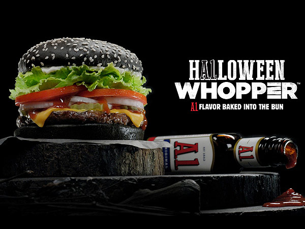 Halloween Hamburgers.I Don T Think I Want A Halloween Hamburger