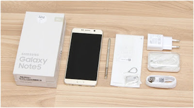 mua Samsung galaxy note 5 bao nhieu tien