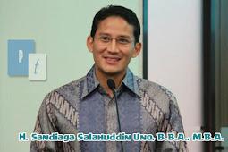 Asal Usul Sandiaga Uno, Biografi dan Riwayat Pendidikan serta Kariernya