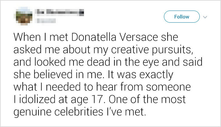 17 People Who Accidentally Met Celebrities And Loved Them