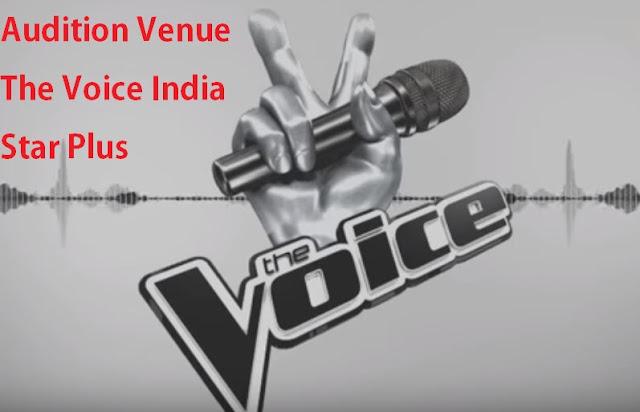 the voice audition venue