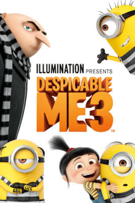 Despicable Me 3 [2017] [DVD9] [R4] [NTSC] [Latino]