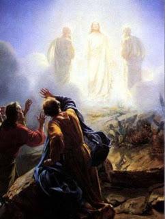 A-TRANFIGURAÇÃO-DE-JESUS