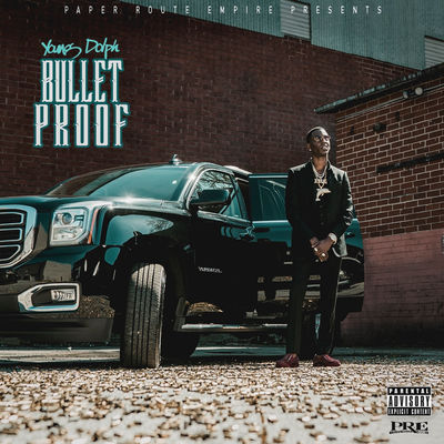 Young Dolph - Bulletproof - Album Download, Itunes Cover, Official Cover, Album CD Cover Art, Tracklist