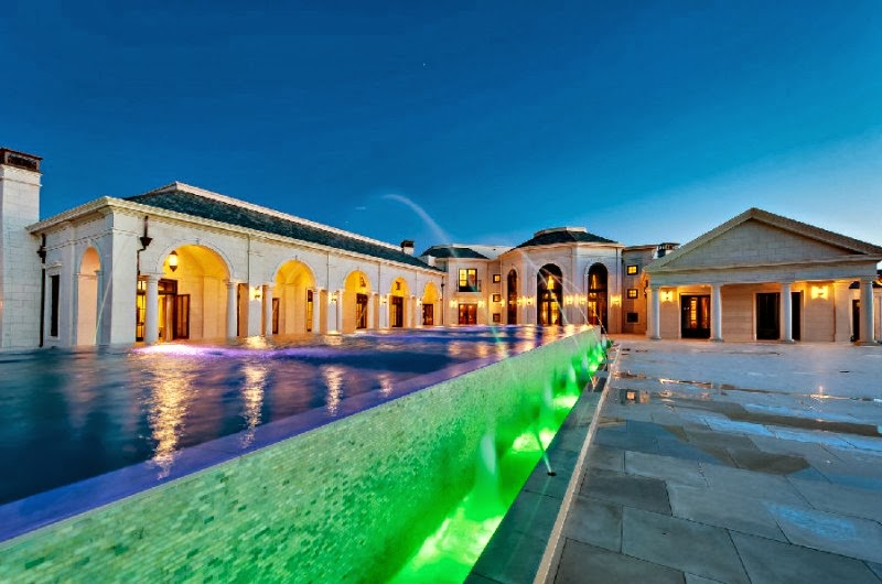 Passion for luxury luxury mansion in bradbury estates for Most expensive homes for sale in california