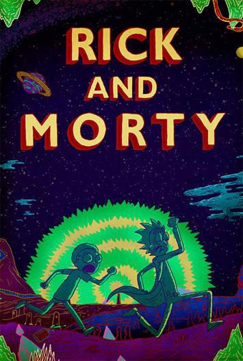 Rick y Morty Temporada 1 Completa Latino HD 1080p