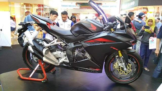 All New CBR250RR Motor Sport Tangguh Dengan Segudang Fitur Canggih