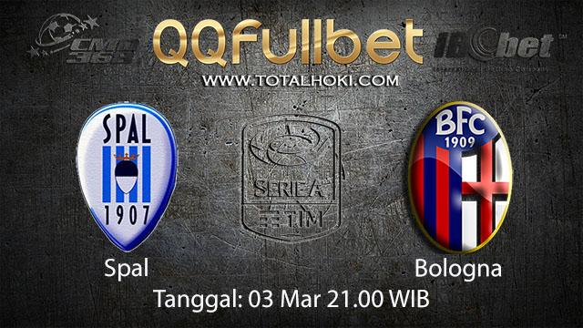 BOLA88 - PREDIKSI TARUHAN BOLA SPAL VS BOLOGNA 3 MARET 2018 ( ITALIAN SERIE A )