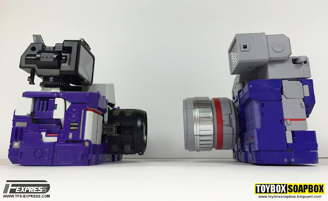 fanstoys spotter maketoys visualizers camera comparison